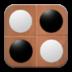 黑白棋 LOGO-APP點子