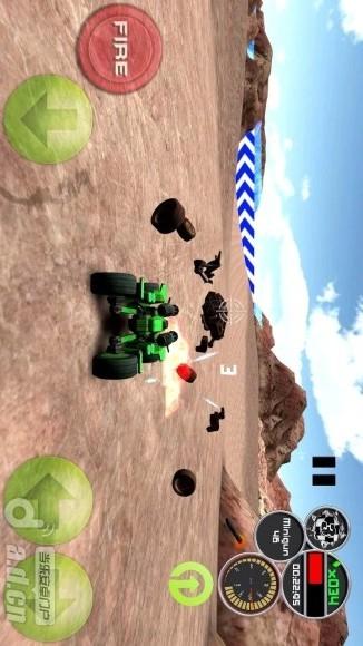末日越野赛车|玩賽車遊戲App免費|玩APPs
