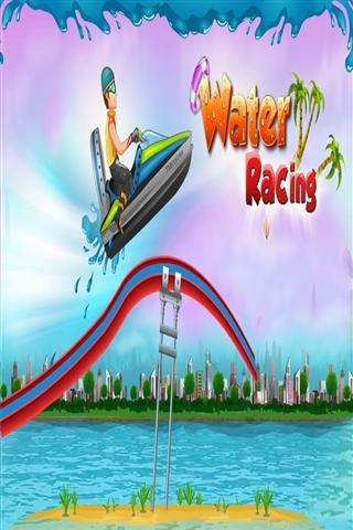 【免費賽車遊戲App】水上赛跑-APP點子