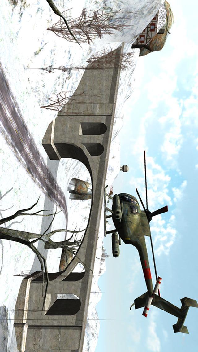 模拟驾驶飞机救援-应用截图