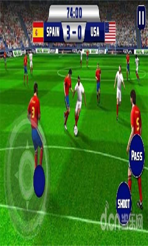 玩免費體育競技APP|下載Real Football Brazil2014 app不用錢|硬是要APP